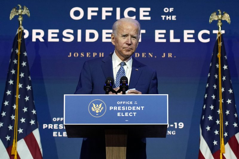 Biden Claims Victory Over Donald Trump